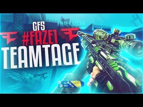 #FAZE1 GFS Teamtage - Team Scarce