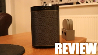 SONOS Play: 1 Wireless Speaker - Review: Mini, but Mighty!