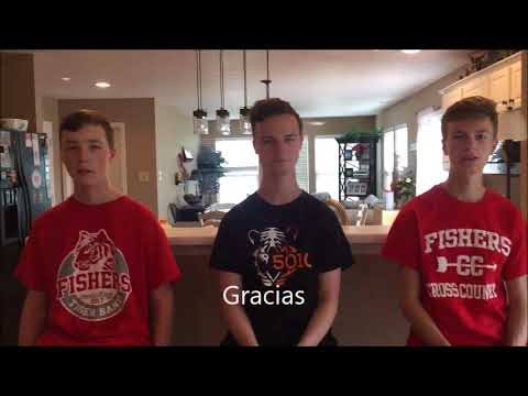 teacher appreciation video for Fishers High School