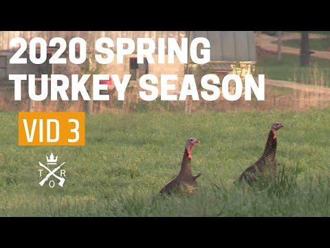 2020 Spring Turkey Season: DESTINATION HUNT TO WESTERN WISCONSIN / The Outdoor Realm