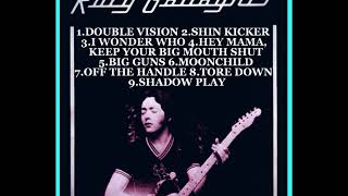 RORY GALLAGHER - LIVE AT THE PISTOIA BLUES FESTIVAL, ITALY 1984