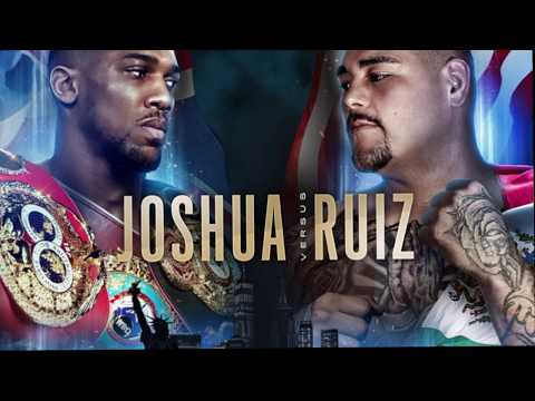 How To Watch - Joshua Vs Ruiz Jr Live - Full Fight