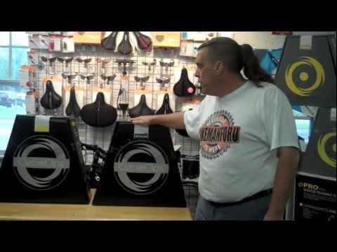 CycleOps Jet Fluid Pro Bike Trainer + Sweat Thong, Mat, Riser Blocks, Caddy Pocket