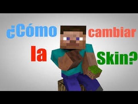 Como Poner Una Skin En Minecraft NO PREMIUM YA NO FUNCIONA - Como crear skin para minecraft 1 8 no premium