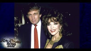 Joan Collins Was Inspired By Donald Trump - The Jonathan Ross Show