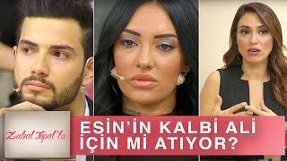 Zuhal Topal'la 215. Bölüm (HD) | Esin Kalbini Locadan Birine Mi Kaptırdı?