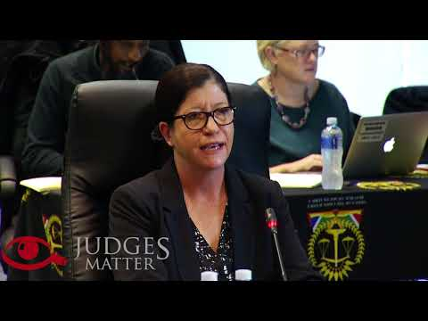 JSC interview of Adv E S Law for the KwaZulu-Natal Division of the High Court (Judges Matter)