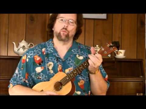 Chord Melody Uke Lessons This Land Is Your Land Youtube