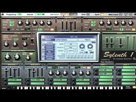 How To Make A Distorted Bass In Sylenth (Now Ftampa's Signature Bass) FREE PRESET DLOAD