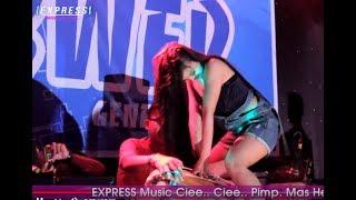 EXPRESS MUSIC CIE CIE DJ DIAN CHANTIKA NAIK KENDANG SUPER XIMPLAH SUPER MANTAP