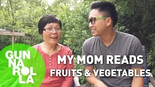 My Mom Reads Jokes: Food Edition