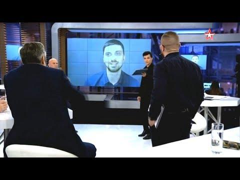 Иван Лихачев на телеканале ЗВЕЗДА! Открытый эфир!