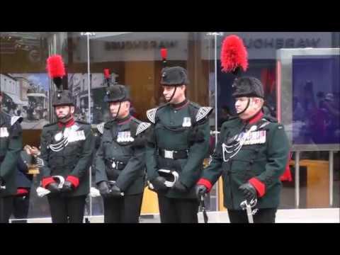 Waterloo Band in Swindon