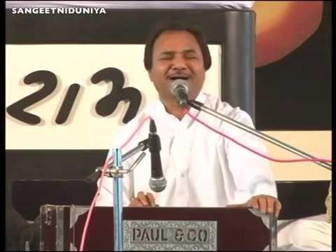 Hemant Chauhan || Bhajan _ Santvani || Bhajan Sandhaya || Ramkatha Umreth 2012