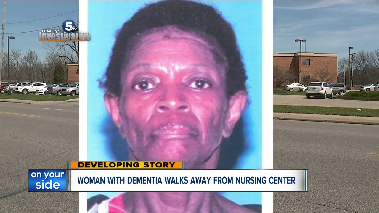 Cleveland woman with Alzheimer's disease reported missing from home