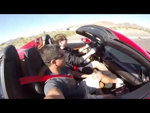 Ferrari 458 Italia - Vegas Luxury Rides