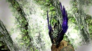 Path of Exile: Obsidian Seraph Helmet