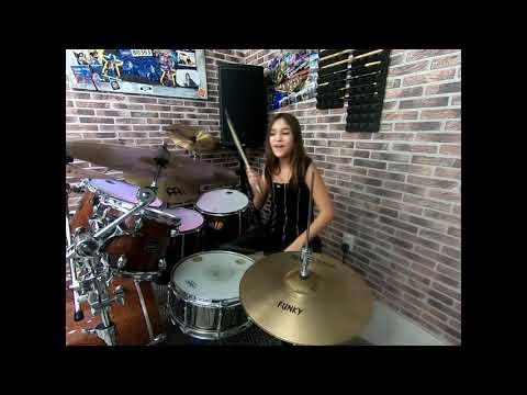 Lindsey Stirling - Roundtable Rival - Drum Cover - Nikoleta Drummer
