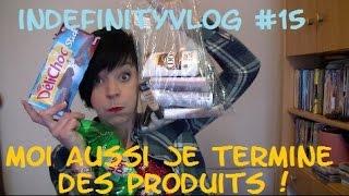 I-Vlog #15  ♲ Moi aussi je termine des produits ! #3 ♲