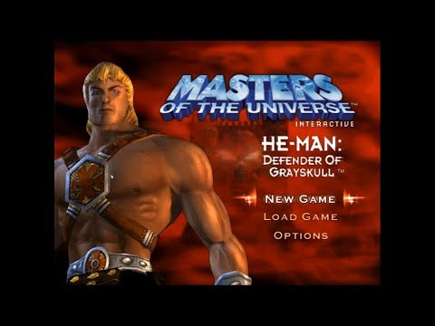 PCSX2 Emulator 1.5.0-2205 - He-Man: Defender of Grayskull [1080p HD] - Sony PS2 - 동영상