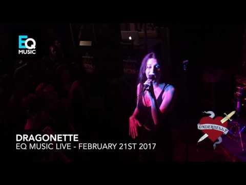 Dragonette @ EQ Music Live mp3