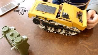 Модель авто на радиоуправлении из фильма Безумный Макс. The model on the radio. mad max.