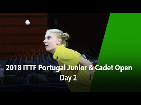 2018 Portugal Junior & Cadet Open Day 2