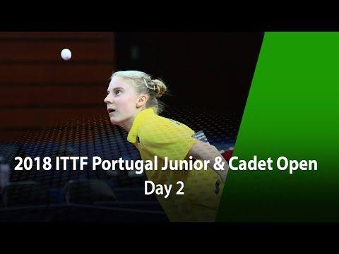 2018 Portugal Junior & Cadet Open Day 2