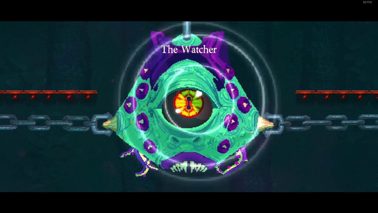 The watcher instakilled with a 116k crit dead cells youtube the watcher instakilled with a 116k crit dead cells malvernweather Gallery