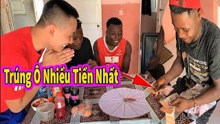 Quanglinhvlogs || Vòng quay may mắn và những hình phạt hài hước #217