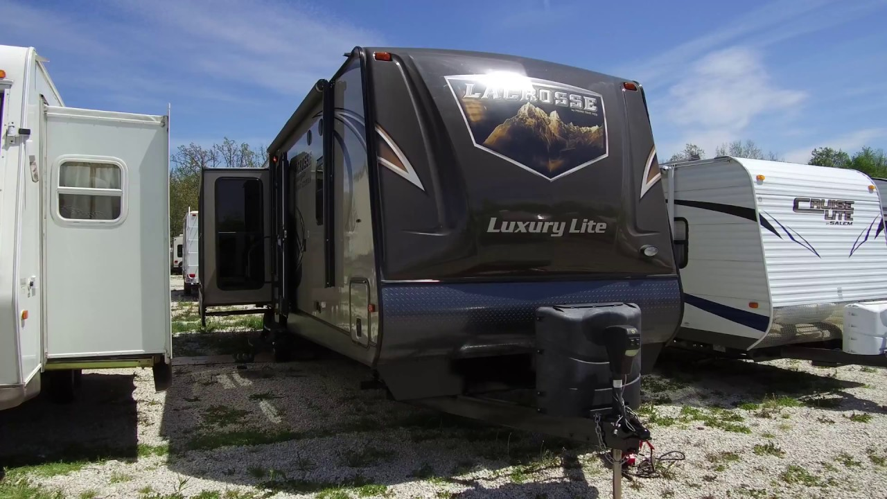 2014 Prime Time Lacrosse Luxury Lite 327RES Pre Owned ...