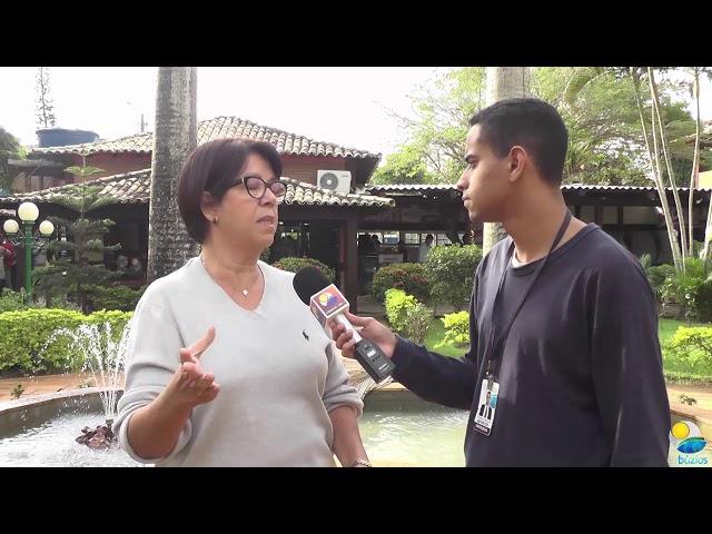 Entrevista com a Drª. Ana Cristina falando sobre o Curso de Cuidador de Idosos