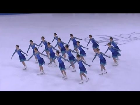 WSSC2017 Jingu Ice Messengers (JPN) FS