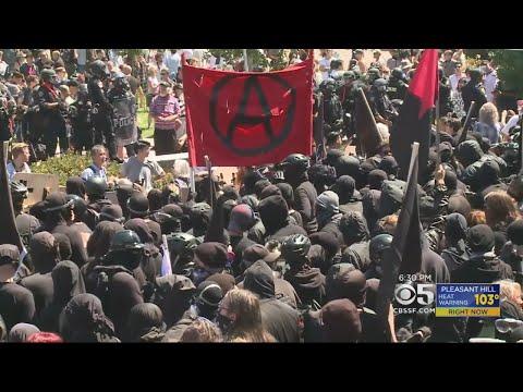 Berkeley Mayor: Classify Antifa As A Gang