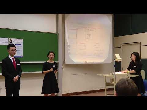 2017 Round 2 The Chinese University of Hong Kong - HSBC/HKU Asia Pacific Business Case Competition