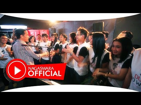 Nagaswara Artists 4 Jokowi - Cari Presiden (Official Music Video NAGASWARA) #music