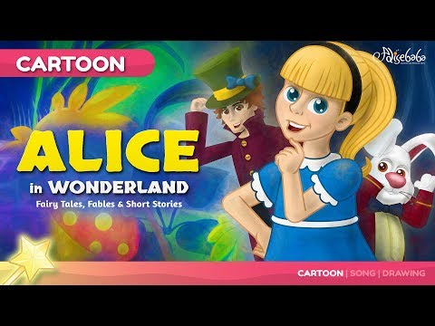 Alice in Wonderland Kids Story Animation | Fairy Tales & Bedtime Stories For Kids