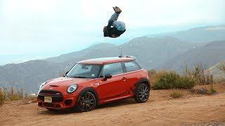 I did a Flip Over a Car! Video