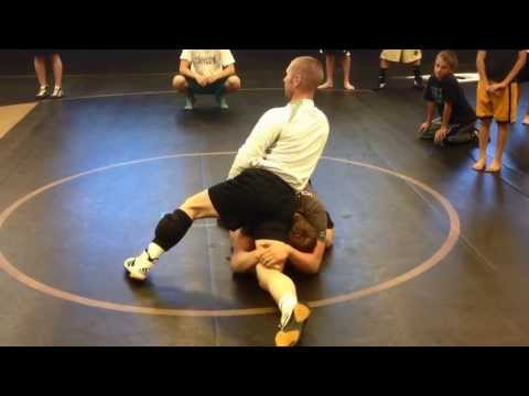 Best Wrestling Defense Sprawl Technique