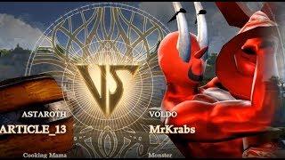 Mr. Krabs Defeats Article 13
