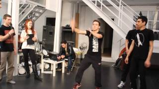 Enspiration 2014 | Hollywood vs Singa vs Max Sherem | Pre-Final