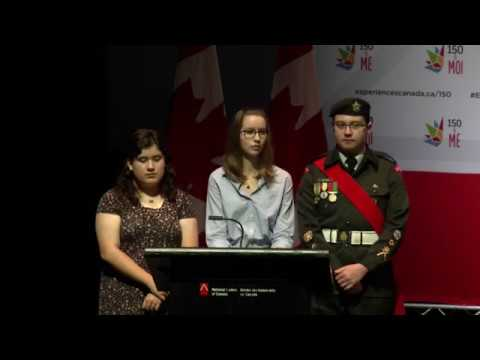 Canada 150&Me - National Youth Forum