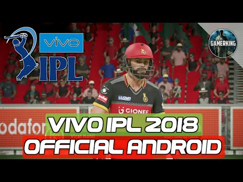 Official Vivo IPL 2018 Game On Android - Hindi - - 동영상