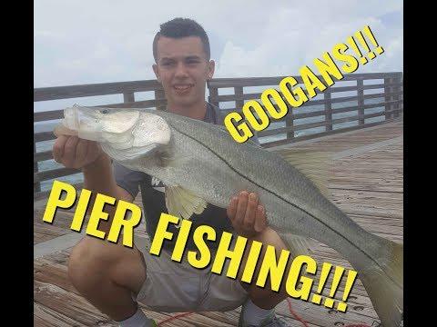 Lake Worth Pier Fishing-( Feat . JITS FIGHTING) Lakeworthlegends