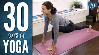 Day 10 - 10 min Sun Salutation Practice -30 Days of Yoga
