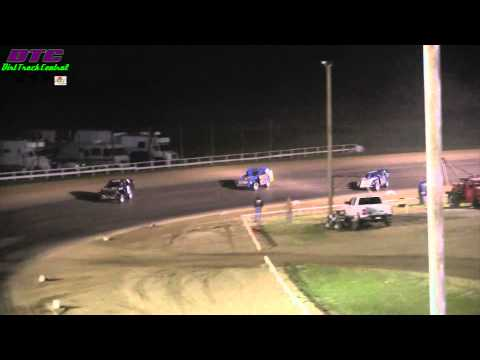 IMCA Modified A Feature Wakeeney Speedway 4-22-12