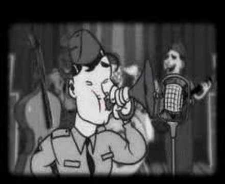 The Puppini Sisters - Boogie Woogie Bugle Boy (of Company B)