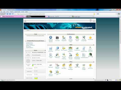 5:50 Min Google Apps For Domains Setup Part #1