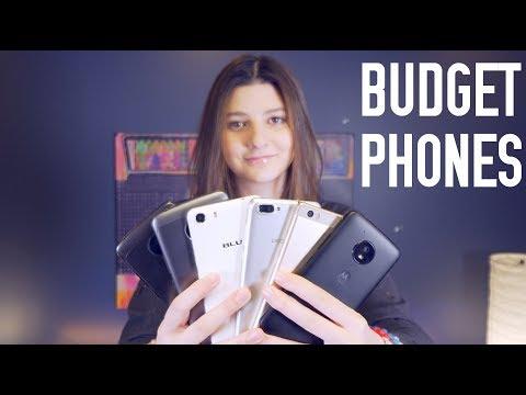 Best Budget Smartphones 2018!!