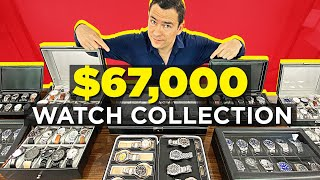 My $67,173.02​​​​​​​ Watch Addiction (50+ Watches)
